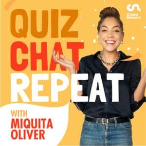 Quiz Chat Repeat logo