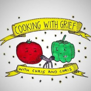 Cooking with Grief logo
