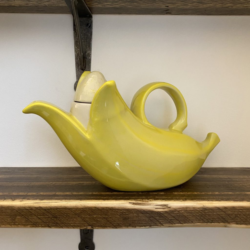Banana Teapot